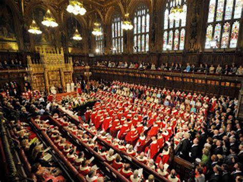 parlamento inglese camera dei lord  camera dei comuni