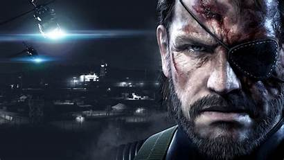 Gear Solid Metal Ground Zeroes Mgs Wallpapers