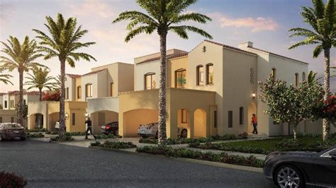 casa viva casa viva by dubai properties mediterranean townhouses in