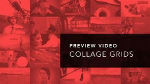 Preview Video Screen Collage Grids By GerardGerard VideoHive