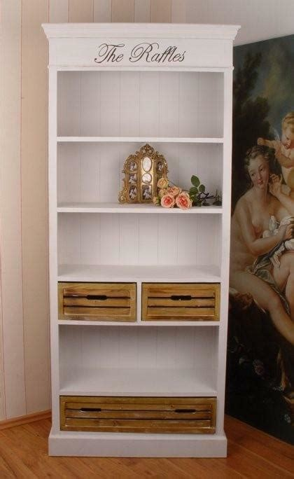 Etagere Shabby by Etagere Bibliotheque Style Anglais Shabby Chic Cottage