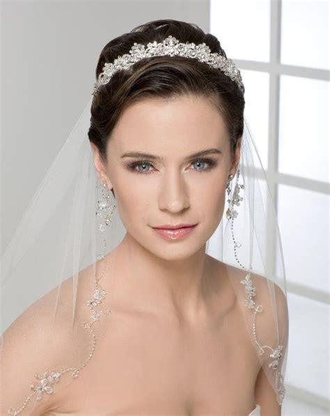 25 ideas about wedding tiara veil on