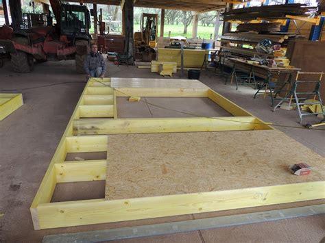 table de montage ossature bois ossature bois fabrication philippe quinet