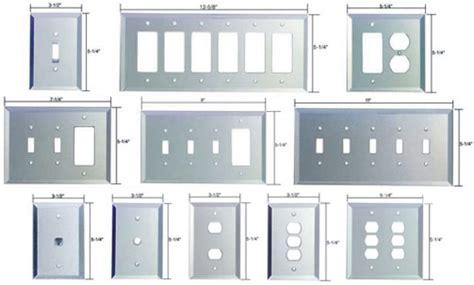 mirror switchplates mirror light switch plates mirror