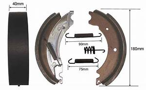 Knott 203x40 Brake Shoes For Ifor Williams At Western Towing