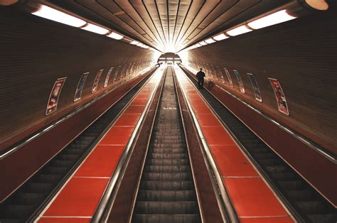 picture metro station interior subway station