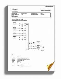 Volvo L120f Schematics