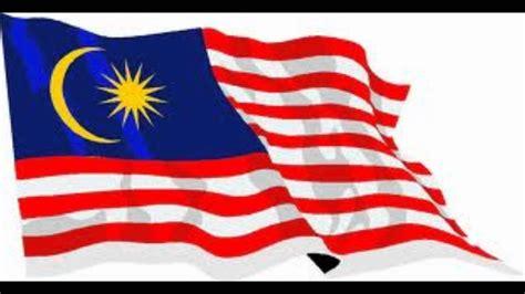 malaysia clipart jalur gemilang pencil   color
