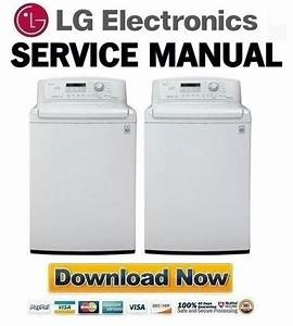 Lg Wt4970cw Service Manual And Repair Guide