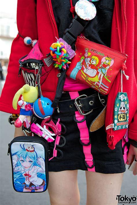 rainbow hair  space tribe mini dr martens anime