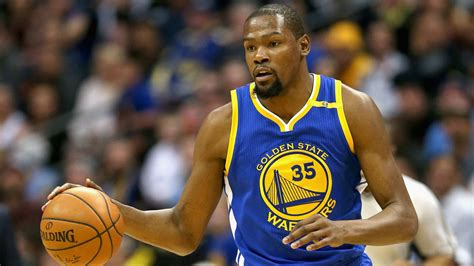 Warriors' Kevin Durant Has Mri On Knee Injured In