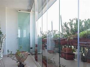 fermeture balcon ou loggia par rideaux de verre With rideau pour terrasse exterieur 2 rideau de verre fermeture de balcon terrasse pour