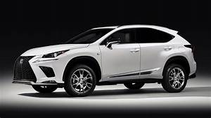 2019 Lexus Nx F Sport Black Line  Also Available In White Or Silver