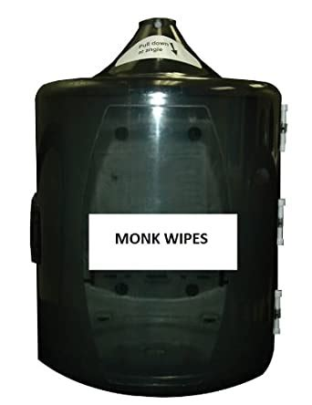 Dreumex USA Inc. 69800WD Monk Disinfectant Wipes ABS