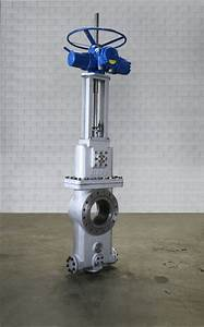 Hydraulic Design In Line Repairable Dcu Isolation Valves