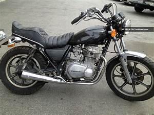 Ryan Thacker U0026 39 S 1980 Kawasaki Kz 1000 Images