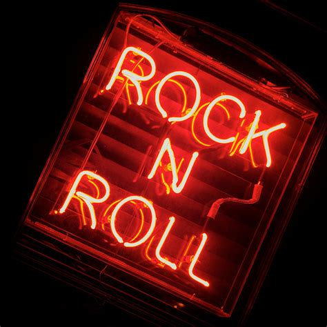 Rock 'n' Roll Sign  Flickr  Photo Sharing