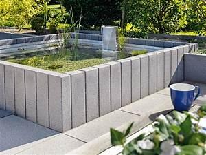 Wasserbecken Aus Beton : die besten 25 betonwerkstein ideen auf pinterest stein ~ Michelbontemps.com Haus und Dekorationen