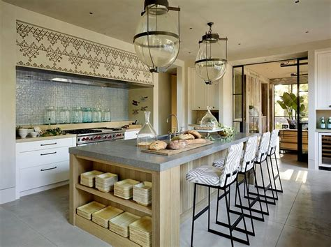 la cuisine du comptoir maison moderne dans les alentours de san francisco
