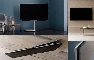 Bang Und Olufsen Fernseher : bang olufsen avant 55 zoll 4k fernseher mit drehbaren standfu ~ Frokenaadalensverden.com Haus und Dekorationen