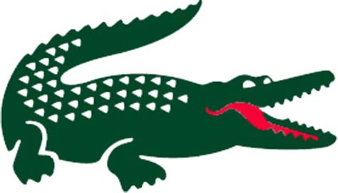 history of all logos all lacoste logos