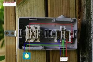 Branchement D Une Prise : sch ma lectrique pour branchement interrupteur prise ~ Dailycaller-alerts.com Idées de Décoration