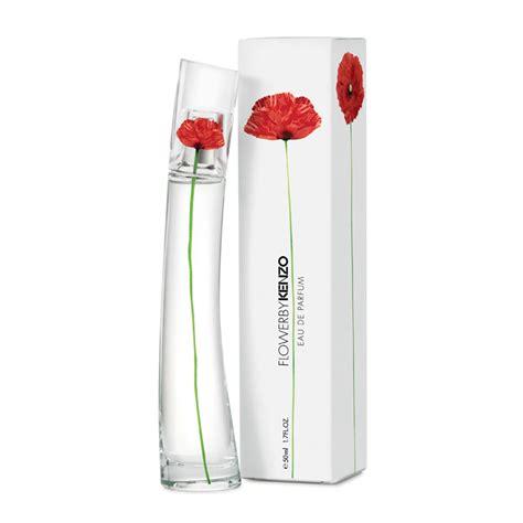 kenzo by kenzo kenzo flower by kenzo eau de parfum spray refillable 50ml feelunique