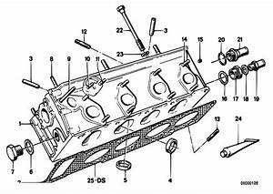 Original Parts For E21 316 M10 Sedan    Engine   Cylinder