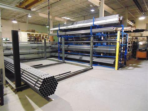 rack engineering crank  cantilever storage system