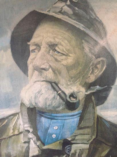 harry haerendel  seaman print sold
