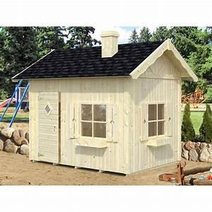 Spielhaus Garten Kunststoff : palmako spielhaus grete 220 cm x 258 cm x 223 cm kaufen bei obi ~ Eleganceandgraceweddings.com Haus und Dekorationen