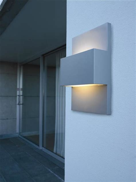 neive exterior wall light contemporary outdoor wall