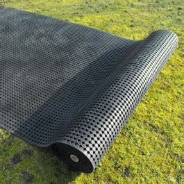 Rubber Grass Mat Roll   Express Matting