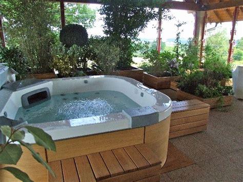 decoration exterieur spa