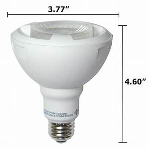 2 5 V Christmas Light Bulbs Replacement High Quality Led 11w Dimmable Par30 Warm White Flood Light