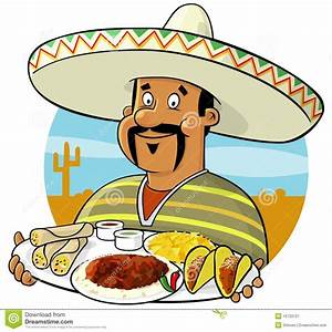 Mexican Food Restaurant Clipart - Clipart Suggest