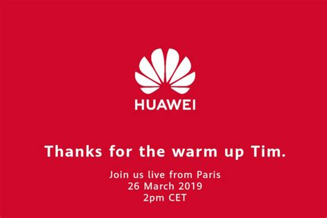 huawei  apple  ceo cook  warming   crowd