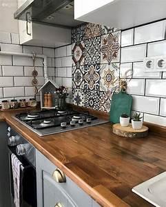 55, Fantastic, Farmhouse, Kitchen, Backsplash, Design, Ideas, And, Decor