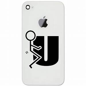 stick figure humping f u 2quot vinyl sticker cell phone decal With kitchen colors with white cabinets with cell phone wallet sticker