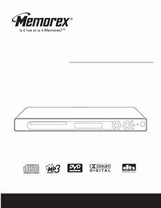 Memorex Dvd Player Mvd2042 User Guide
