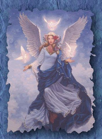 angels  heaven  bring good tidings  heaven