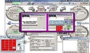 bill creation de claviers virtuels telecharger