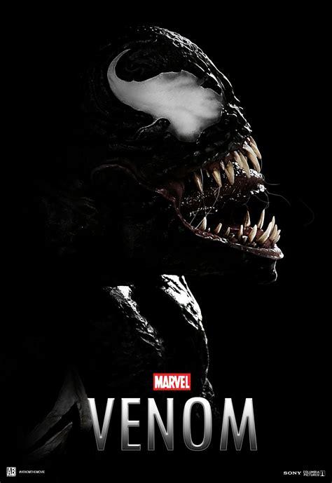 ''Venom 2018'' Fan Movie Poster | Venom movie, Venom 2018 ...