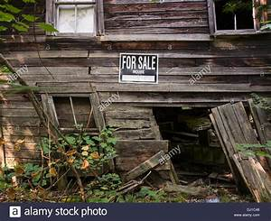 tumbled down house for sale an old wood frame house With aged wood for sale