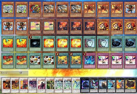 Shooting Quasar Deck 2014 by Yugioh Stardust Deck 2016