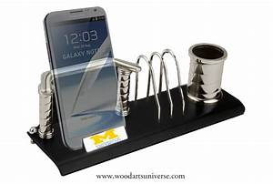 Woodworking central: Wooden cell phone stand plans