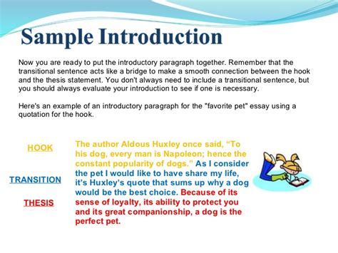 Essay Writing Powerpoint 1