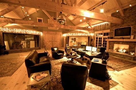 barn home recording studio google search woodworking