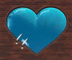 piscine en forme de coeur photos 37 piscine en forme de With piscine en forme de coeur