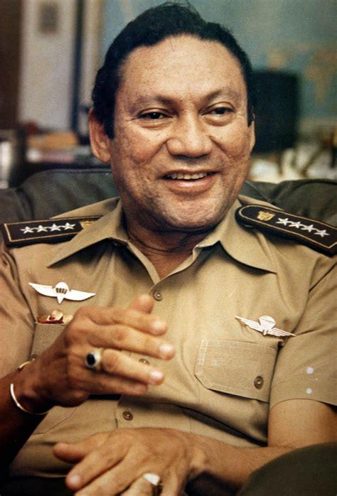 panamanian dictator manuel noriega dies